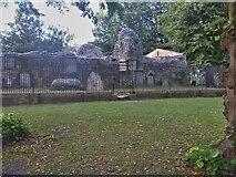 TL8564 : Bury St Edmunds Abbey precincts [34] by Michael Dibb