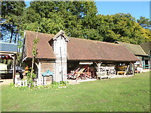 SU8543 : A fascinating visit to Tilford's Rural Life Living Museum (50) by Basher Eyre