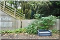 SK4835 : Fly-tipped sofa by David Lally