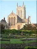 TL8564 : Bury St Edmunds Abbey precincts [37] by Michael Dibb