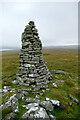 NY9017 : Landmark cairn on Shacklesborough by Andy Waddington