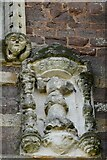ST0207 : Cullompton, St. Andrew's Church: Sculptures on the west face of the tower 3 by Michael Garlick