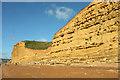 SY4789 : East Cliff by Derek Harper