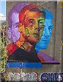 J3374 : Street Art, Belfast by Rossographer