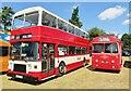 SU7240 : Alton Bus Rally 2018 - CityBus by Colin Smith