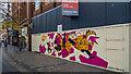 J3374 : Mural, Belfast by Rossographer