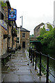 SD8332 : The Inn on the Wharf, Burnley by Chris Allen