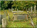 SK7431 : Tomb of William Orson (d.1830), St Mary's Churchyard, Harby by Alan Murray-Rust
