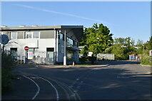 TQ6042 : North Farm Depot by N Chadwick