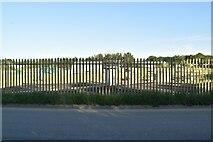 TQ6042 : North Farm Sewage Works by N Chadwick