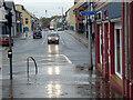 H4572 : Dublin Road Corner, Omagh by Kenneth  Allen