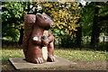 TQ3770 : Beckenham Place Park by Peter Trimming