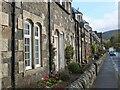 NT3537 : Cottages at Walkerburn (2) by Jim Barton