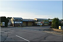 TQ5941 : High Brooms Industrial Park (closed) by N Chadwick