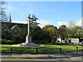 SZ6488 : War Memorial, Bembridge by Malc McDonald