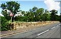 SD9354 : Eshton Road heading northeast by Luke Shaw