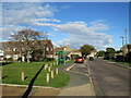 SZ6587 : Crossway, Bembridge by Malc McDonald