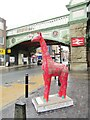 """SO8455 : Worcester - """"Stand Tall"""" by Colin Smith"""