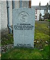 NO5402 : Commonwealth War Grave: T. Anderson by Richard Sutcliffe