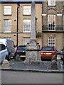 TL8564 : Bury St Edmunds features [6] by Michael Dibb