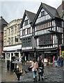 SJ4066 : 1-7 Foregate Street, Chester by Stephen Richards