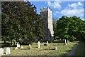 TM1349 : Church of St. Peter, Claydon by Simon Mortimer