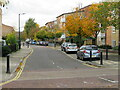 TQ3377 : Dragon Road, North Peckham by Malc McDonald
