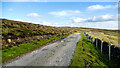 SE0494 : The start of the Apedale Road by Andy Waddington