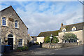 SP3917 : Chapel and Farmhouse by Des Blenkinsopp