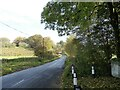 NZ1248 : Looking north up Butsfield Lane by Robert Graham