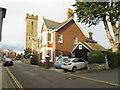 SZ3589 : St. James' Street, Yarmouth by Malc McDonald
