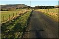 NT9716 : Road to Hartside by Derek Harper