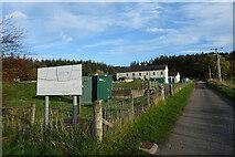 NJ4549 : Herricks Water Treatment Works by Anne Burgess