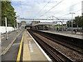 TQ4787 : Chadwell Heath railway station, Greater London by Nigel Thompson