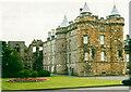 NT2673 : Holyrood House, Edinburgh by Humphrey Bolton