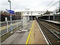 TQ4085 : Forest Gate railway station, Greater London by Nigel Thompson