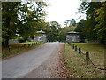 SJ9721 : Stafford Lodges to Shugborough Park by Richard Law