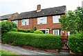 SK3678 : Nos. 15 and 17 Shireoaks Road by Luke Shaw