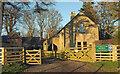 NU0116 : Holiday accommodation, Ingram by Derek Harper