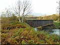 SD3283 : Lady Syke Bridge - side by Stephen Craven
