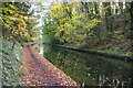 SJ8807 : Shropshire Union Canal, south of Brewood by Christopher Hilton