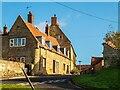 SK9764 : Manor Lane, Waddington by Oliver Mills