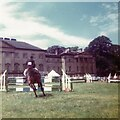 SE4017 : Show jumping at Nostell Priory by Gerald England