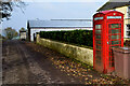 H5357 : Telephone box, Beltany by Kenneth  Allen