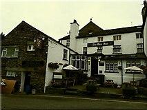 SD3598 : The Sun Inn, Hawkshead by Stephen Craven