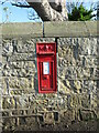 NZ2373 : Post Box, Great North Road, Wideopen by Geoff Holland