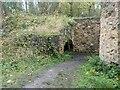 SK3523 : Restored lime kiln, Sir Henry Harpur's limeyard, Ticknall by Christine Johnstone