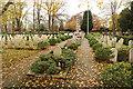 SK8052 : Polish War Graves by Richard Croft