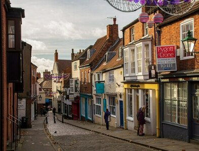 SK9771 : The Strait, Lincoln by Oliver Mills