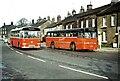 SD9354 : Pennine Motor Services, Gargrave – 1971 by Alan Murray-Rust